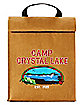 Rolltop Camp Crystal Lake Lunch Box - Friday the 13th
