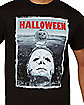 Underwater Halloween Michael Myers T-Shirt
