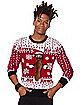 Light-Up Mr. Hankey Ugly Christmas Sweater - South Park