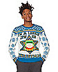 Light-Up Lonely Jew Ugly Christmas Sweater - South Park