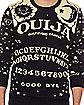 Light-Up Ouija Board Ugly Christmas Sweater