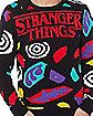 Light-Up Stranger Things Ugly Christmas Sweater