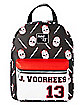 Jason Voorhees Mini Backpack - Friday the 13th