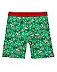 Merry AF Reindeer Boxer Briefs