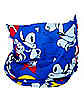 Blue Sonic The Hedgehog Face Gaitor