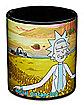 Social Distancing Coffee Mug 20 oz. – Rick and Morty
