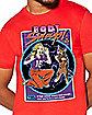Body Swap T Shirt - Steven Rhodes