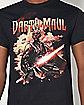 Darth Maul T Shirt - Star Wars