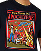 The Apocalypse T Shirt - Steven Rhodes