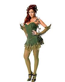 Adult Poison Ivy Costume -  DC Comics