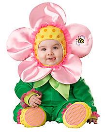 Baby Blossom Flower Costume
