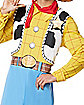 Adult Woody Costume Deluxe - Toy Story