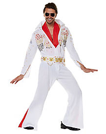 Adult Elvis Costume - Deluxe