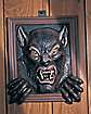 Framed Werewolf Plaque