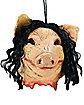 Saw Pig Head Decoration