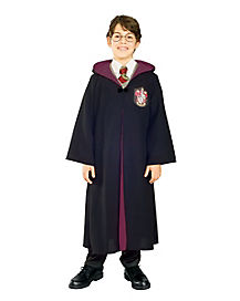 Kids Harry Potter Robe Deluxe - Harry Potter