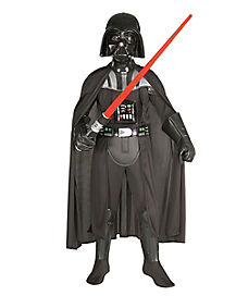 Kids Darth Vader Costume Deluxe- Star Wars
