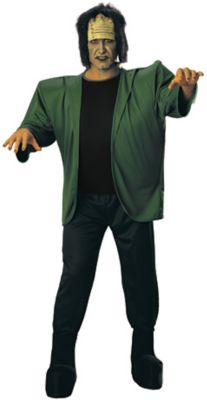 1930s Men's Clothing Mens Frankenstein Costume Deluxe - Frankenstein by Spirit Halloween $46.99 AT vintagedancer.com