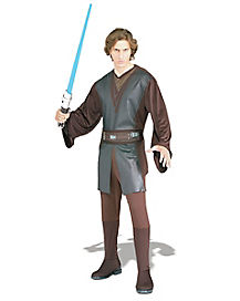 Adult Anakin Skywalker Costume - Star Wars