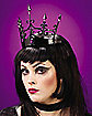 Black Gothic Tiara
