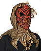 Red Scarecrow Mask
