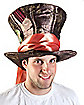 Tim Burton's Alice in Wonderland Madhatter Top Hat