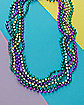 Mardi Gras Bead Necklaces 12 Pk
