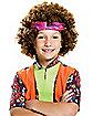 Hippie Fro Boy Child Wig