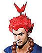 Street Fighter Akuma Adult Wig