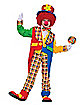 Kids Clown on the Town Costume
