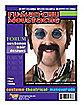 Fu Manchu Black Moustache