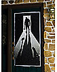 Man with Axe Shadow Door Cover