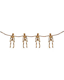 Skeleton Garland - Decorations