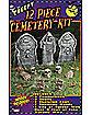 12 piece Cemetery Set