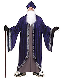 Grand Wizard Adult Plus Size Mens Costume