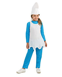 Kids Smurfette Costume - The Smurfs