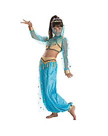 Kids Mystical Genie Costume