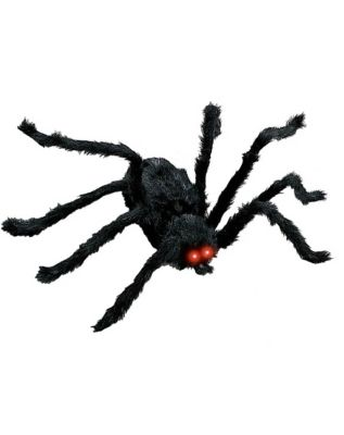 Image result for spirit halloween furry spiders