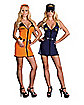 Double Trouble Adult Womens Costume
