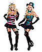 Mad About U Adult Womens Costume