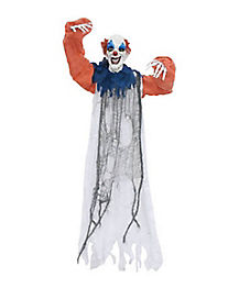 Hanging Clown Reaper - Decorations