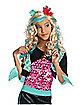 Kids Lagoona Blue Wig Deluxe - Monster High