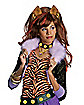 Kids Clawdeen Wolf Wig Deluxe - Monster High