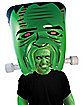 Inflatable Frankenstein Head Wig