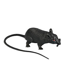 6 inch. Rat with Sound - Decorations