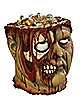 Bleeding Zombie Head Bucket