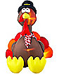 Airblown Inflatable Turkey Yard Decoration