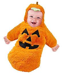 Baby Bunting Pumpkin Costume