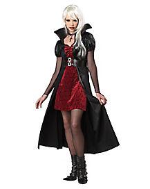 Adult Blood Thirsty Beauty Vampire Costume Spirithalloween Com