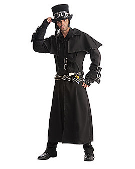Adult Duster Steampunk Costume